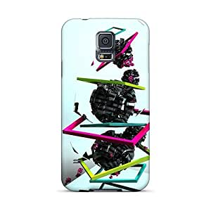 Extreme Impact Protector EdX781vwQZ Case Cover For Galaxy S5