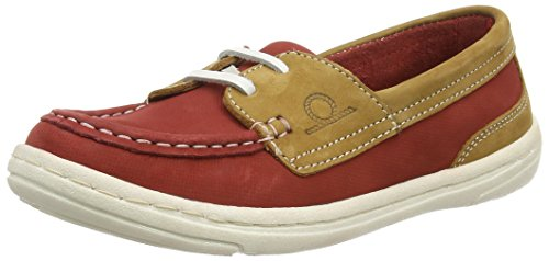 Rossi Di Chatham Jetty Red Shoes