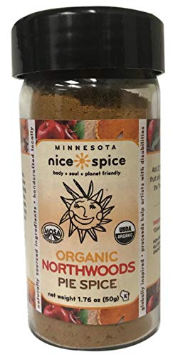 - Organic Northwoods Pie Spice