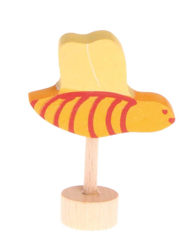 Grimms Spiel Und Holz Design Grimm's Stecker Biene