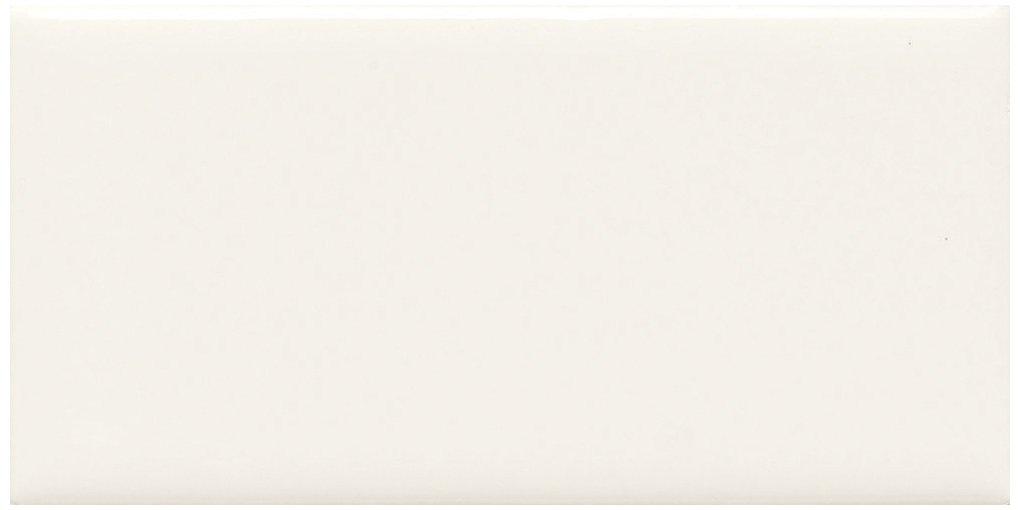 Dal-Tile 36MOD1P4-100 Rittenhouse Square Tile, 3'' x 6'', White
