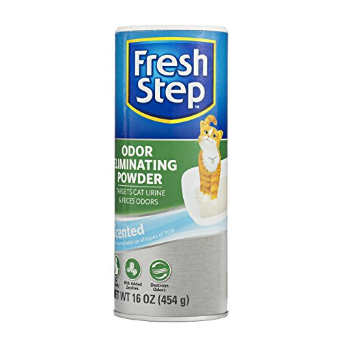 Fresh Step Odor Eliminating Powder