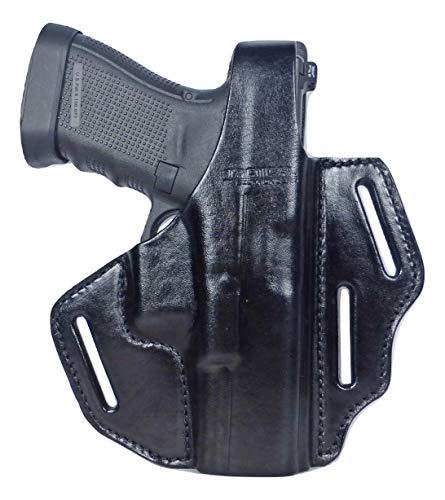 Tactical Scorpion Gear 3 Slot Leather Thumb Break Holster: f