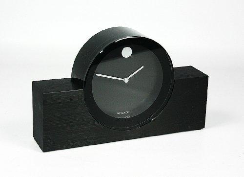 m Crystal Clock (Movado Black Clock)