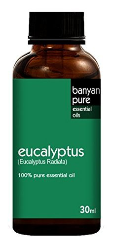 Evening Gardenia Massage Oils (Banyan Pure Eucalyptus Therapeutic Grade Essential Oil – 100% Pure Eucalyptus Radiata – 30 ml.)