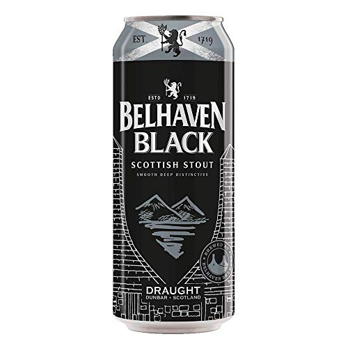 Cerveja Belhaven Black Scottish Stout