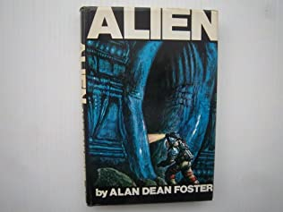 book cover of Alien