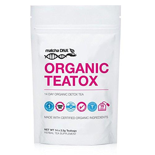 MatchaDNA Slimming Matcha Powder Teabags