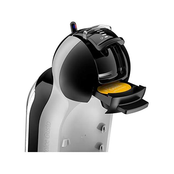De'Longhi Nescafé Dolce Gusto Mini Me.Edg155.Bg.Macchina per Caffè Espresso e Altre Bevande Automatica, Black & Artic… 5