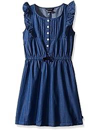 Baby Girls' Flutter Sleeve Dress