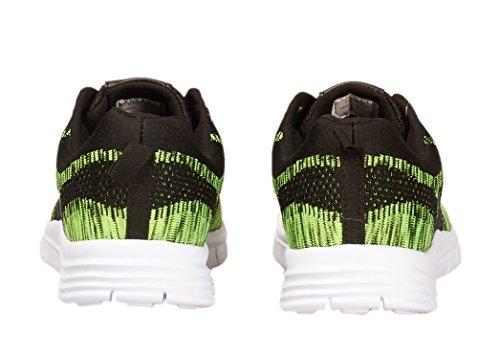 Rocawear Herren Leichte Lauf Atmungsaktive Mesh Sneakers - 2 Farben erhältlich Neon