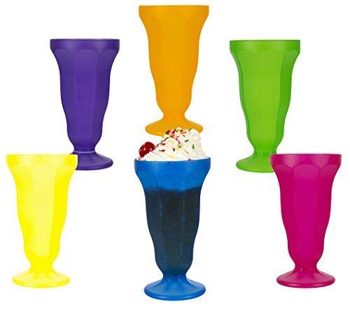 neon soda cups - 1