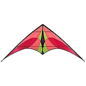 Prism Jazz Dual-line Stunt Kite, Fire