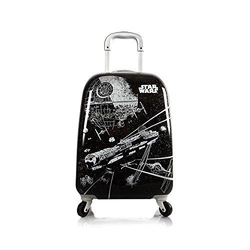 Heys Star Wars Tween Spinner Luggage 20 Case Expandable