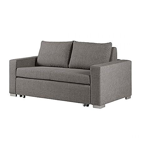 Sofas Grau Textil Breite 190 Cm Hohe 90 Cm Tiefe 90 Cm Sitzhohe