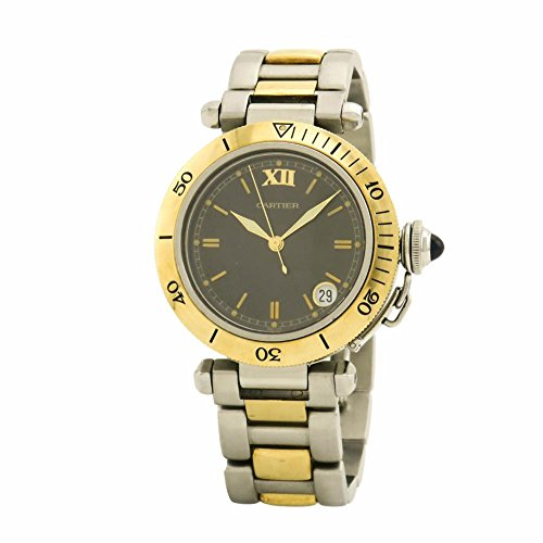 Cartier Pasha swiss-automatic mens Watch 1034 (Certified Pre-owned)