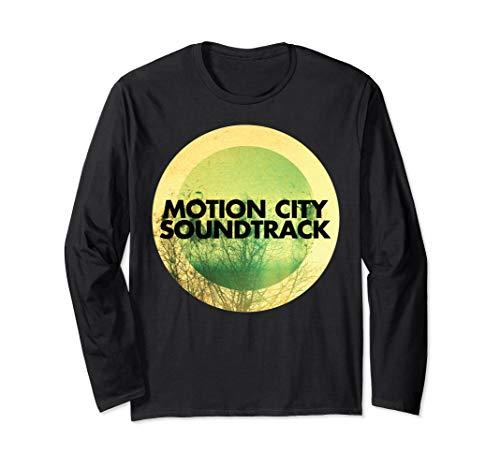 Motion City Soundtrack - Go - Official Merchandise Long Sleeve T-Shirt