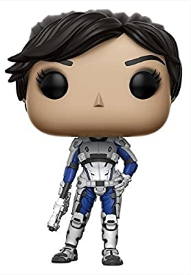 Funko POP Games: Mass Effect Andromeda Sara Ryder Toy Figure from Funko