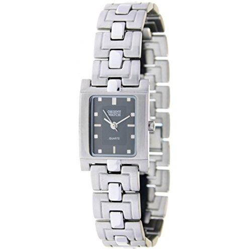 Orient Watch L-59201-d Reloj Analogico Para Mujer Caja De Acero Inoxidable Esfera