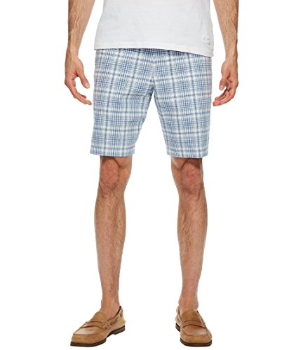 Dockers Men's Classic Fit Perfect Short D3, Cofferdam Sunset Blue (Stretch), (Perfect Fit Clothes)