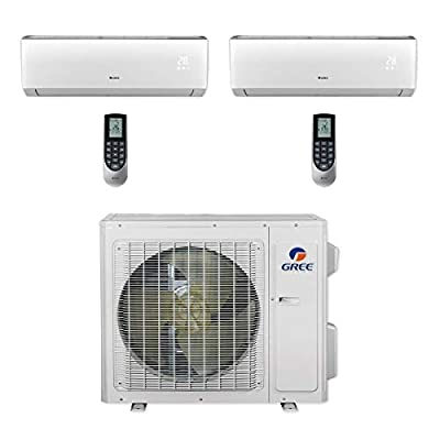 Gree Ductless Mini Split A/C and Heater