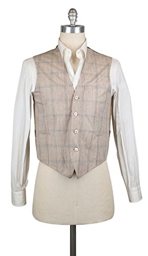 new-luigi-borrelli-light-brown-vest-40-50