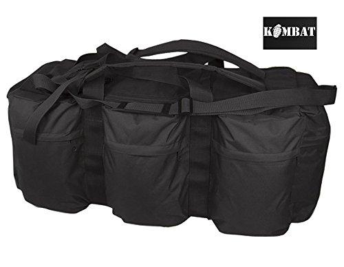 Travel Tactical Rucksack Army Holdall Black Military Duffle Shoulder Assault Kit New Combat Bag qXgTOpwApa