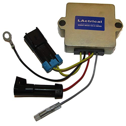 LActrical VOLTAGE REGULATOR FITS MERCURY MARINE FOUR 4 STROKE 40 50 60 HP 893640T01 893640T01 893640001 893640-T01 893640-001