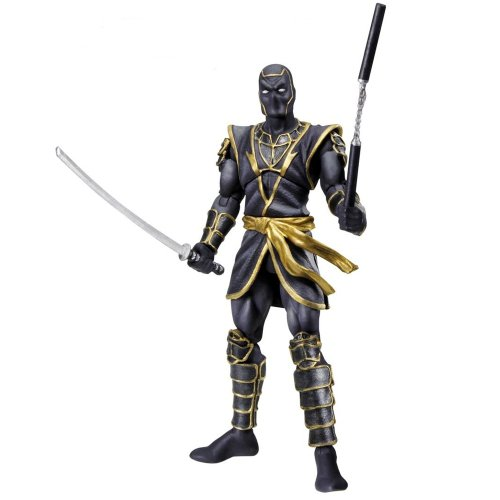 Marvel Universe, Series 1 Action Figure, Ronin #16, 3.75 - 2008 Hasbro Marvel Legends