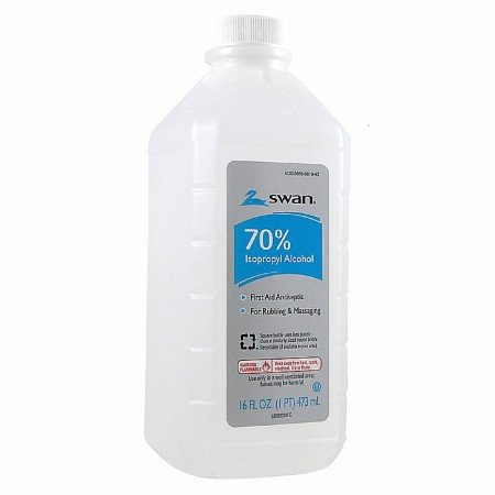 Vi-Jon Isopropyl Alcohol, 16 oz