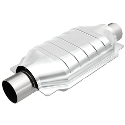 MagnaFlow 445006 Universal Catalytic Converter (CARB Compliant)