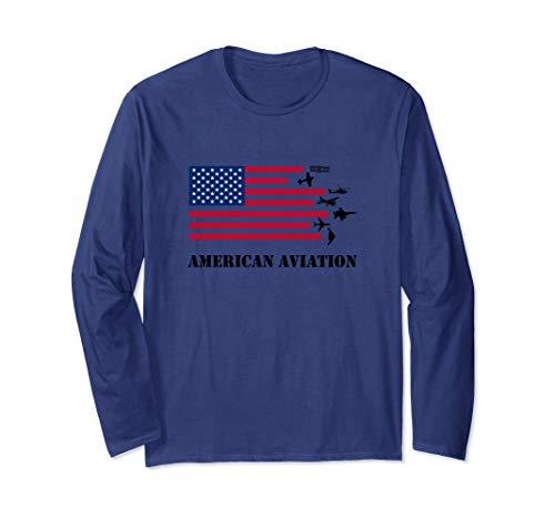 American Aviation Pilot Long Sleeve -