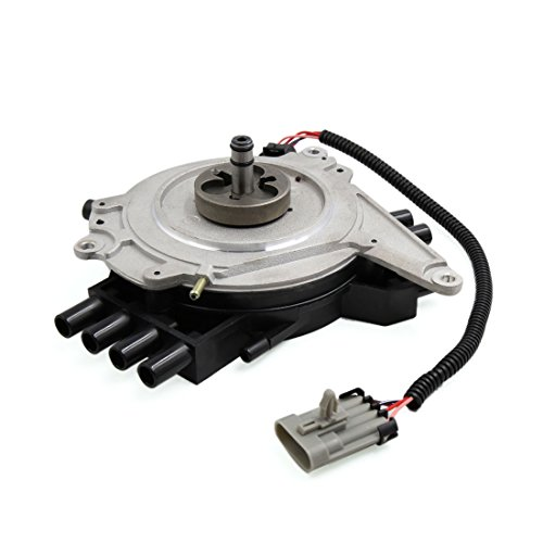 uxcell Ignition Distributor Fits 95 - 97 V8 5.7 Optispark LT1,Chevy Camaro L, Caprice, Corvette, Pontiac Firebird,Cadillac Fleetwood, Impala, & Buick Roadmaster OE 1104032
