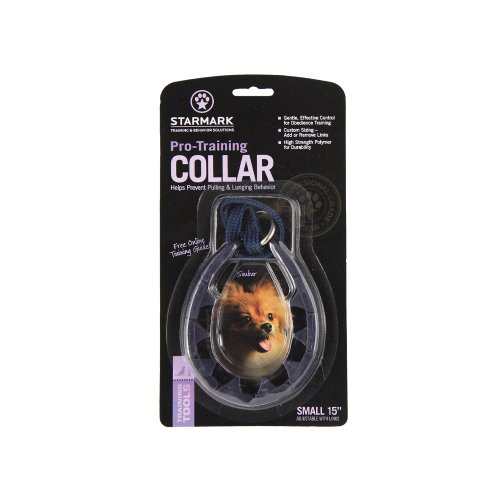 StarMark Small Training Collar (Training Plastic Collar)
