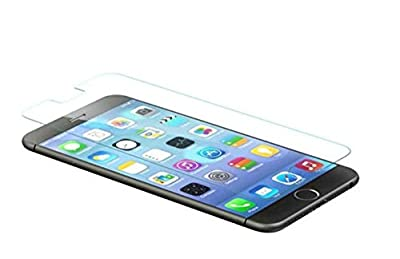 iPhone 6 / 6S Screen Protector, OuTera Tempered Glass Screen Protector for iPhone 6 6S [Anti-Scratch] 9H 0.2mm Screen Protection Case Fit 99% Touch Accurate by OuTera