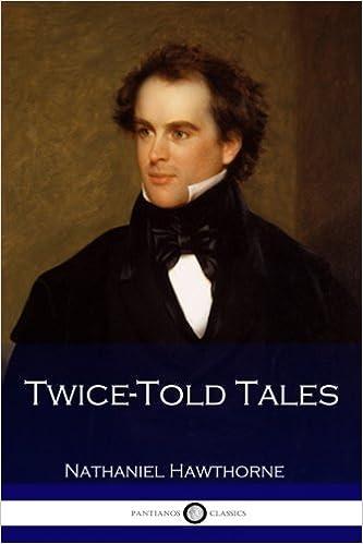 Descarga gratuita de texto de libros electrónicosTwice-Told Tales (Literatura española) PDF 1537056158