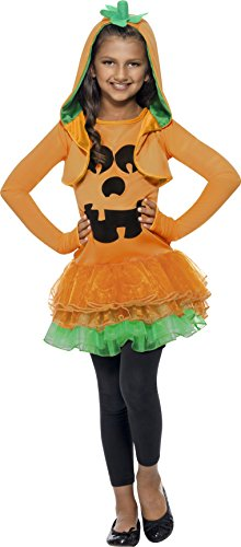 Pumpkin Tutu Dress Kids (Tutu Costumes For Kids)