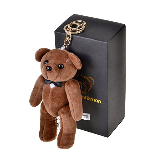Bear Gentleman 130dB Personal Alarm Safety Security Self-Defense Rape Rob (Brown) (Self Protection Alarm compare prices)