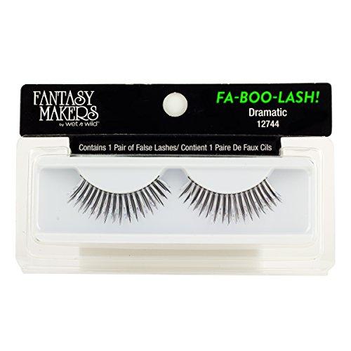 Fantasy Makers Self-Adhesive Eyelashes Fa-Boo-Lash Dramatic