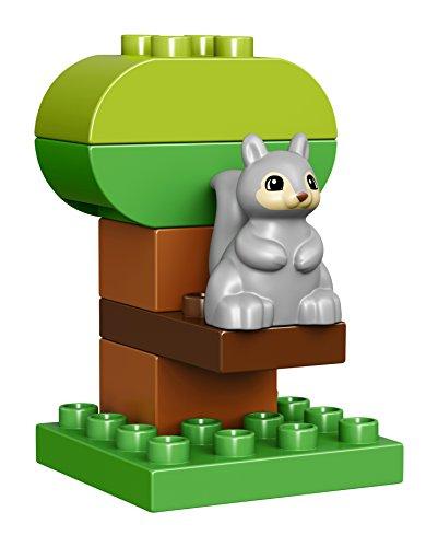 41MeSnr9cEL - LEGO DUPLO My Town Birthday Party 10832, Preschool, Pre-Kindergarten Large Building Block Toys for Toddlers