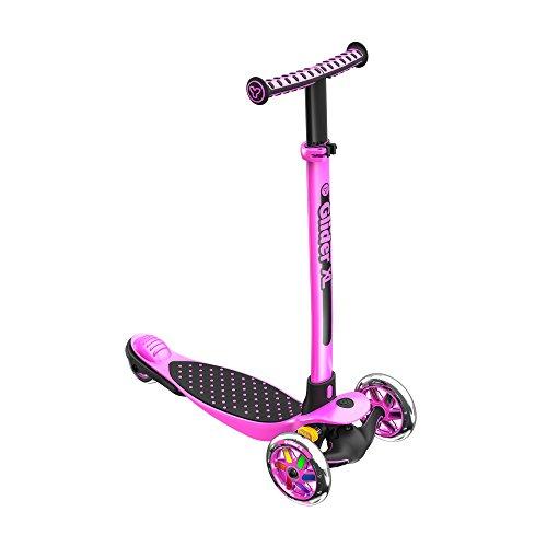 Yvolution Y Glider XL Pink