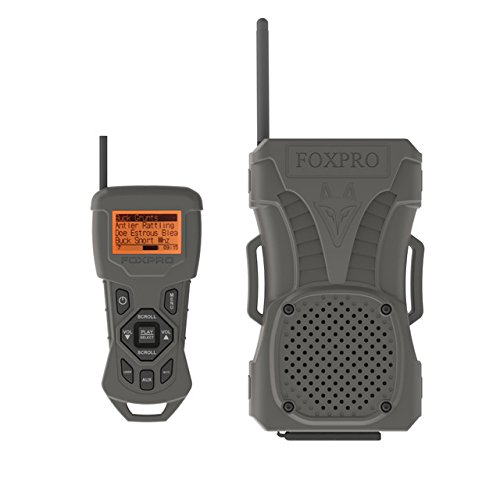 FOXPRO BuckPro Electronic Game Call by FOXPRO