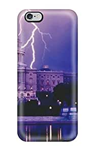 Cute Appearance Cover/PC OpjitKx236Vvhuj Amazing Lightning Case Cover For Apple Iphone 4/4S