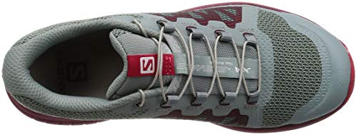 Rosa Xa Lead L40612500 Salomon Beet Elevate Mujer Gris Red gFWt6q