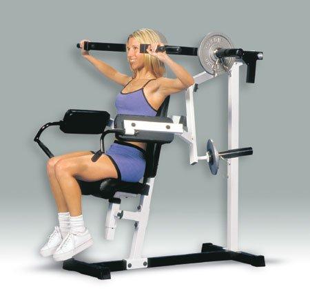 Yukon Fitness Shoulder Machine