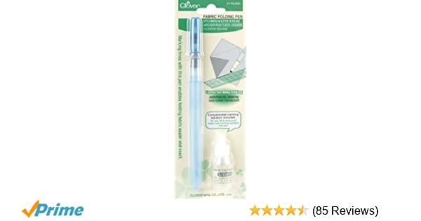 Clover 4053 Fabric Folding Pen Origami Applique Quilting NEW