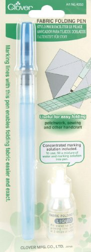 Clover Fabric Folding Pen (4053)
