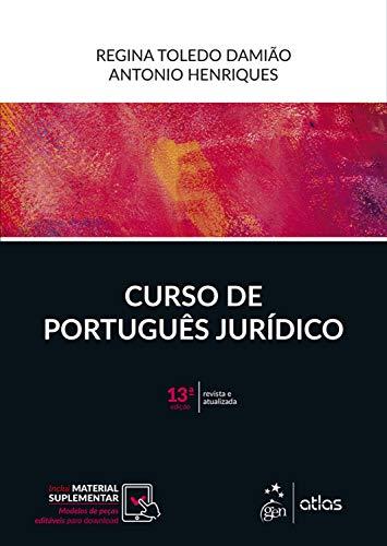 Português Jurídico Regina Toledo Damião ebook