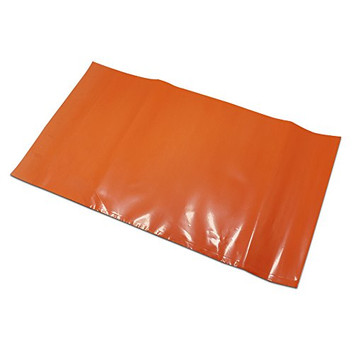 600 Pcs Self Sealing Envelope Mailers Packaging Bags Plastic Postal Shipping Pouches Mailing Courier Post Package Bags 6.7x10.2+1.6 inch by BAT Pack