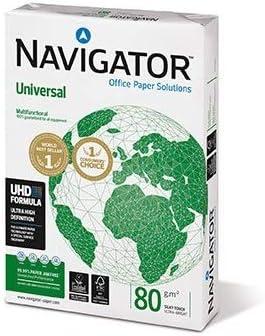 """Kopierpapier Igepa """"Navigator Universal"""" 210 x 297 mm / 80g/m² / DIN A4 ultra weiß/PREMIUM ** Verpackungseinheit: 500 **"""